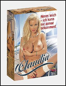 HA0262  Claudia love doll