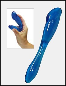 HA2511  Blue line dildo