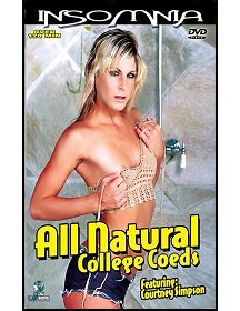 JD0011  All natural college coeds